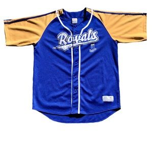 Kansas City Royals Baseball Jersey